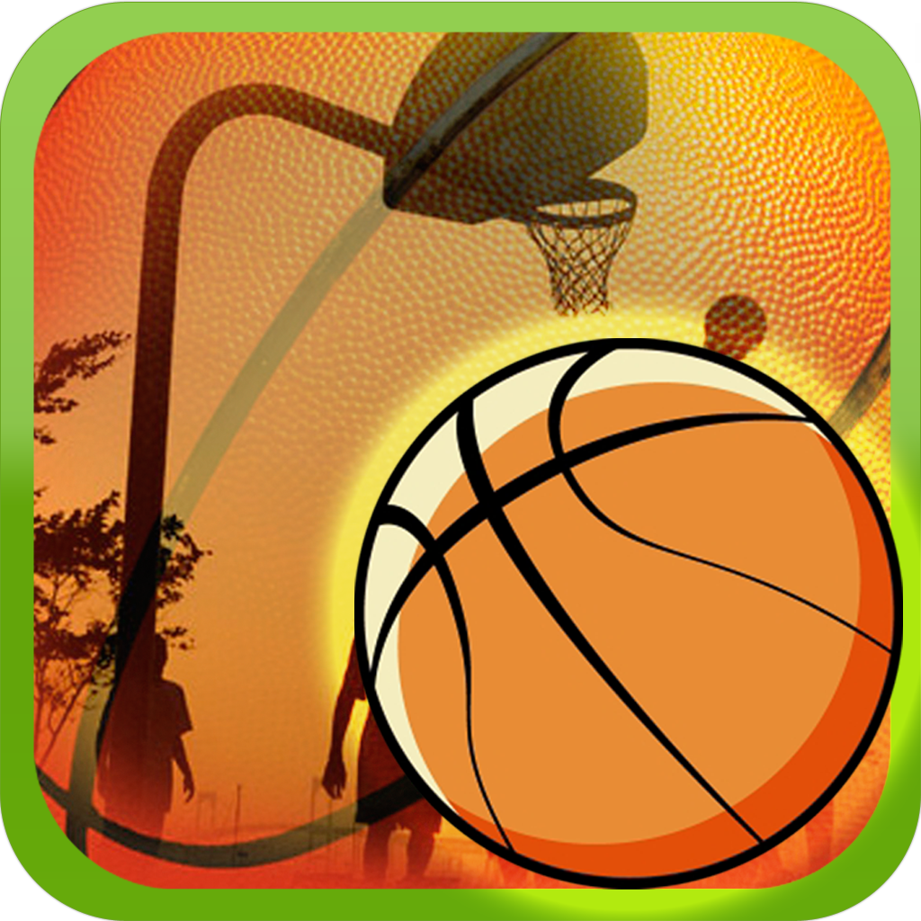 A Crazy Trick Shot Basketball : Challenging Sports Skill Games for Free