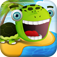 A Beach of Happy Frog & Friends Goes Boom PRO